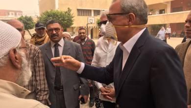 Photo of محافظ القليوبية يتابع المرحله الثانية لصرف المعاشات