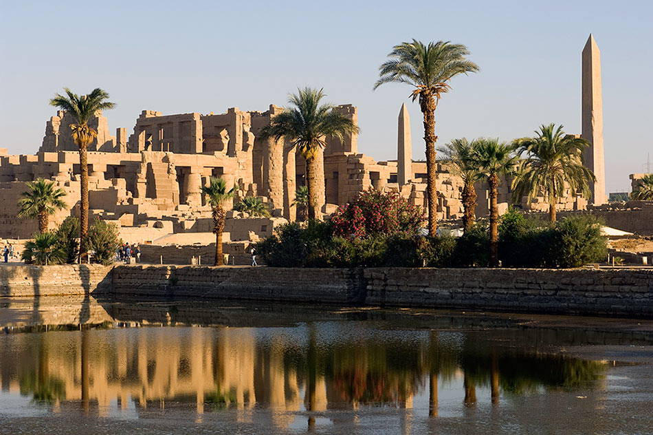 Croisière sur le Nil Louxor, Karnak et la vallée des rois
