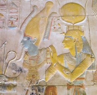 The God: Osiris