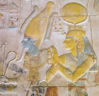 The God: Osiris