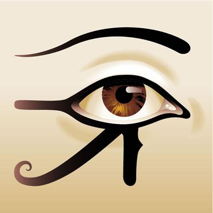 Eye Of Horus Wadjet Egyptian Witchcraft
