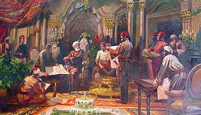 Image result for ثورة ١٨٠٥ وتولية محمد علي