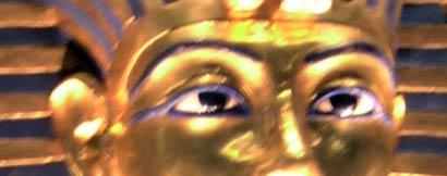 Masque funéraire de Toutankhamon