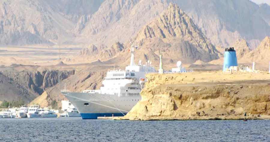 Transfer from Sharm el-Sheikh to Sharm el-Sheikh Port