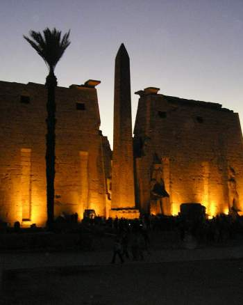 Transfer from Hurghada to Luxor