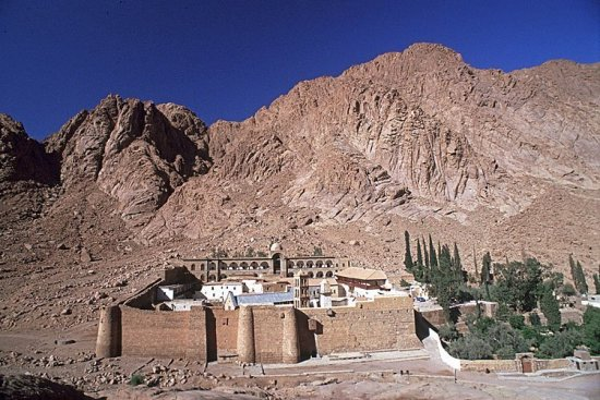 Transfer from Sharm el-Sheikh to St. Catherine monastery