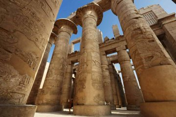 Karnak Temple - 12 Days Egypt tours to Cairo, Nile Cruise & Hurghada - Egypt Tours Portal