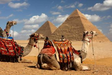 Giza Pyramids - 4 Days Cairo and Alexandria Holiday Packages - Egypt Tours Portal