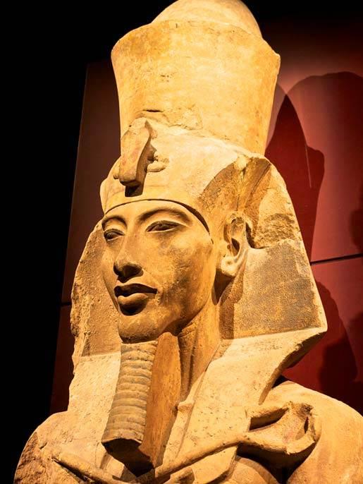 Information About King Akhenaten   Ancient Egypt History   Egypt Tours Portal