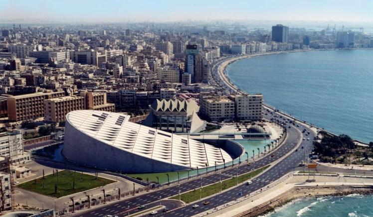 Information About Alexandria Library   Egypt Tours Portal