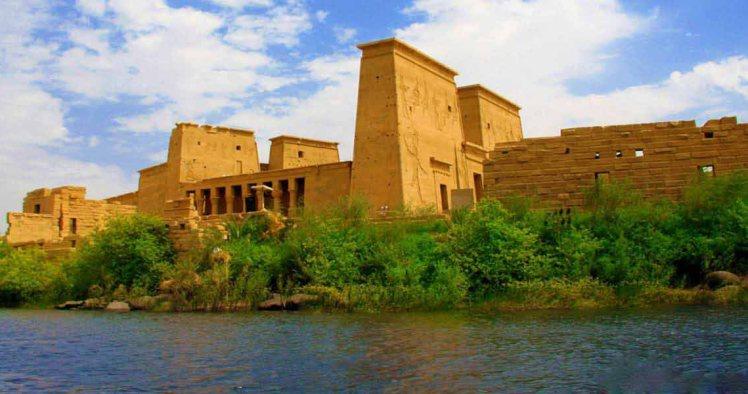 Information About Philae Temple   Ancient Egypt   Egypt Tours Portal