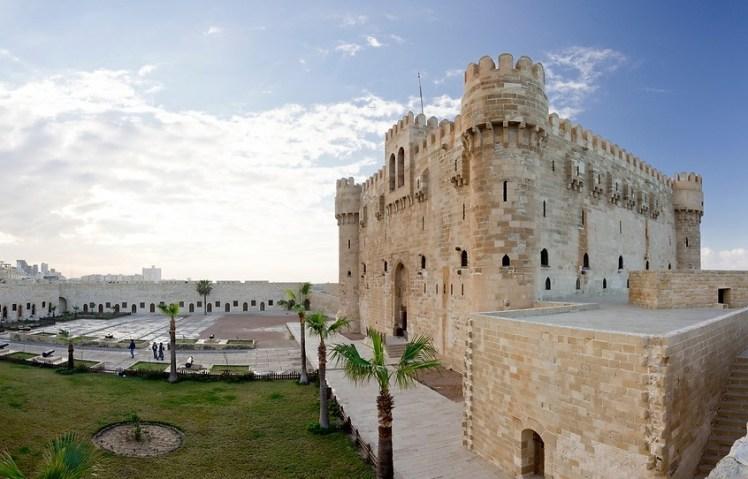 Qaitbay Citadel - Egypt Tours Portal