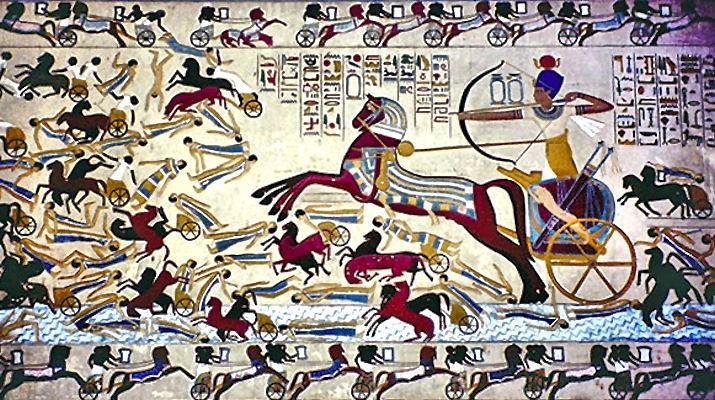 The Hyksos Invasion - Egypt Tours Portal