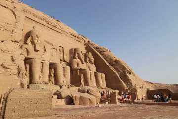 Abu Simbel Temple - 5 Days Cairo, Luxor & Abu Simbel Vacation - Egypt Tours Portal