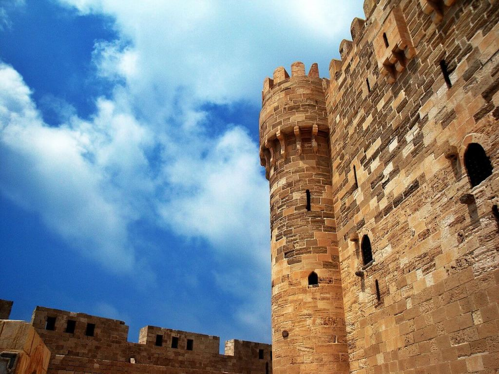 Castle Al-Ashraf Qaitbay