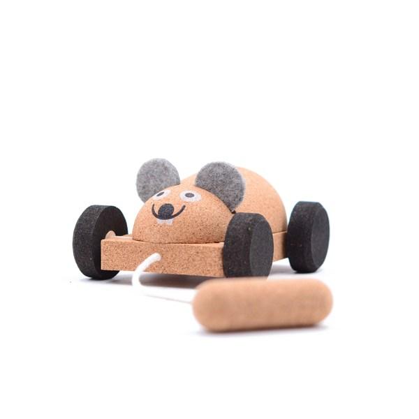 pull mouse ratinho de puxar