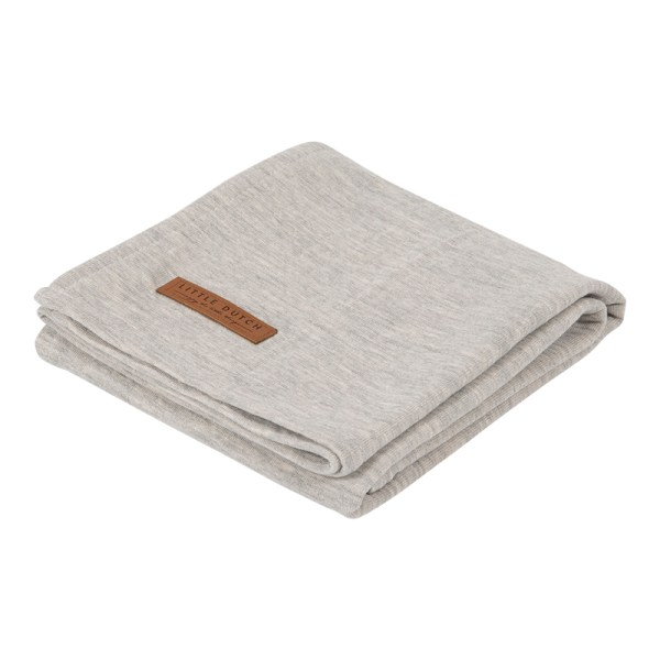 Swaddle 120x120 Pure Grey