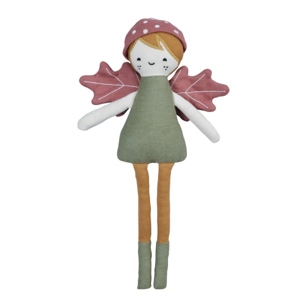 Boneca de Pano Elfo da Floresta