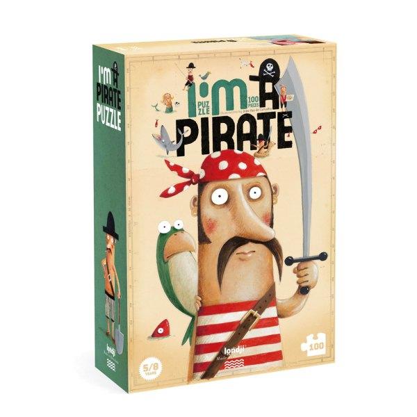 puzzle sou um pirata da londji