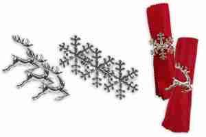 idee per addobbare la tavola di Natale