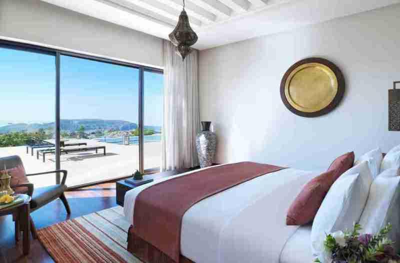 Oman resort Al Jabal