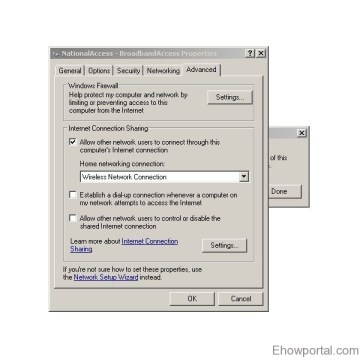 How to Use laptop as Wi-Fi Hotspot