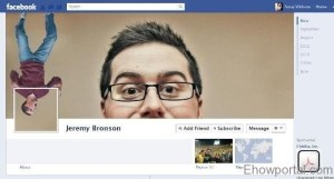 Funny Facebook timeline cover