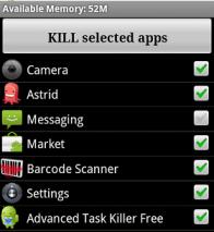 Android Task Killer