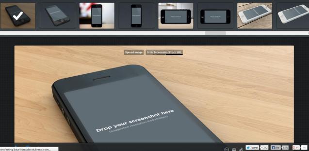Put Your Screenshot on iPhones, iPad, MacPros