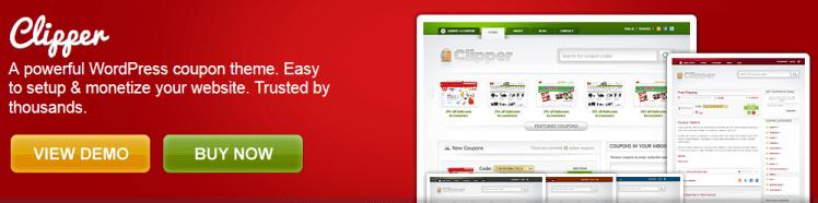 Clipper WordPress Theme Download