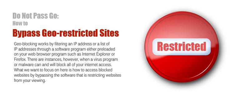 Open Blocked Sites Online