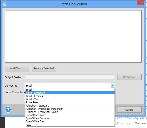 Free PDF Converter Software Download