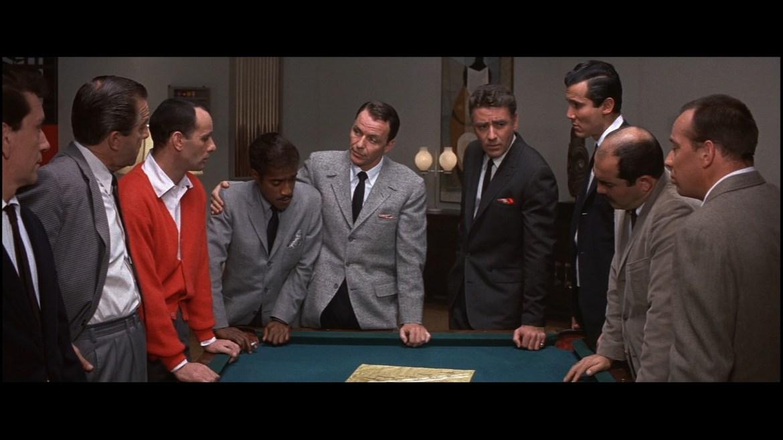 Ocean's 11(1960) Movie