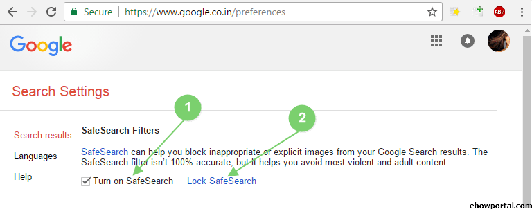 Google Chrome Browser on your Computer system