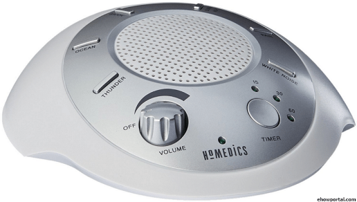 HoMedics Sound Spa Relaxation Machine