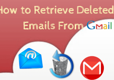 how to find deleted emails on gmail