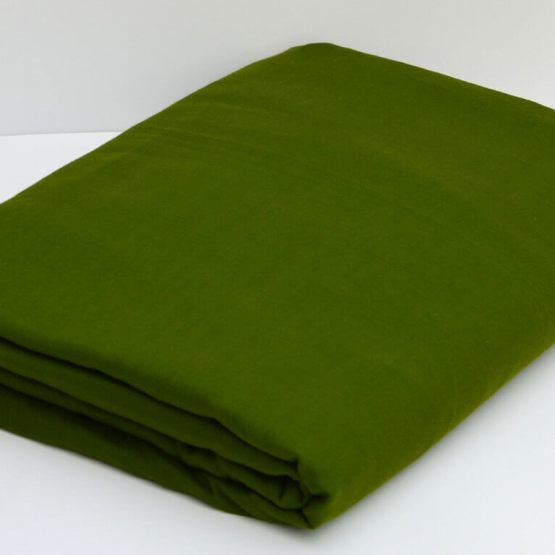 Buy Dark Henna Green Color Full Voile Turban