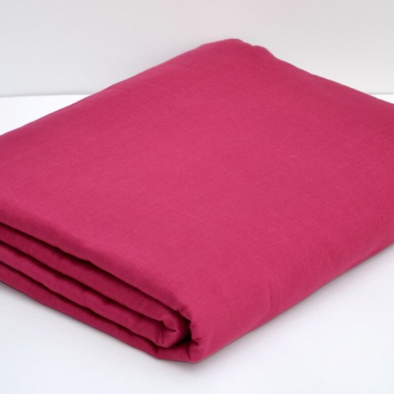 Buy Fuschia Color Full Voile Cloth