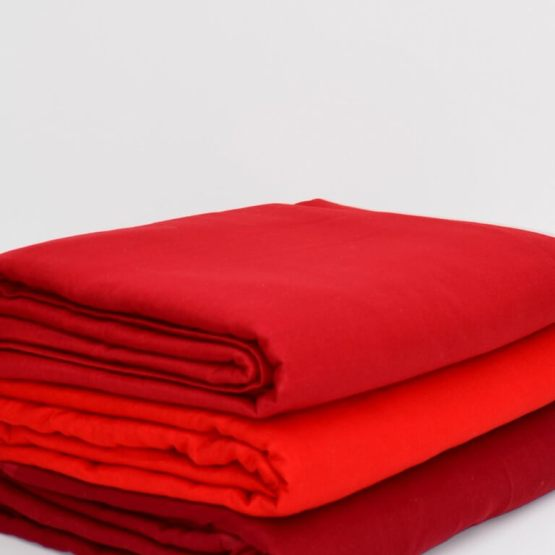 Red voile