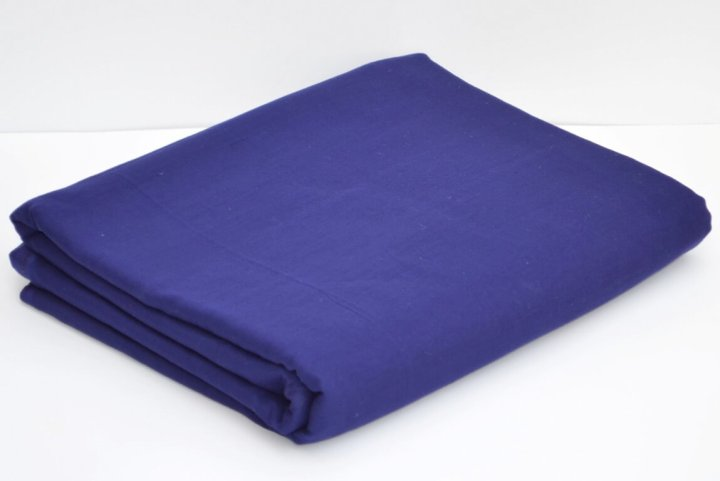 Buy Voile Khalsa Blue Full Voile Turban