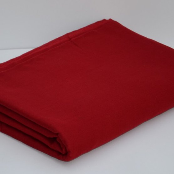 Buy Voile Red Full Voile Cloth