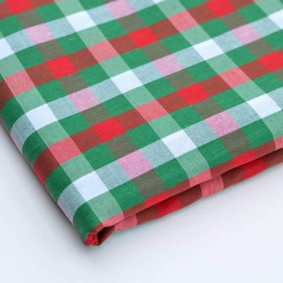 WHITE GREEN RED PARNA