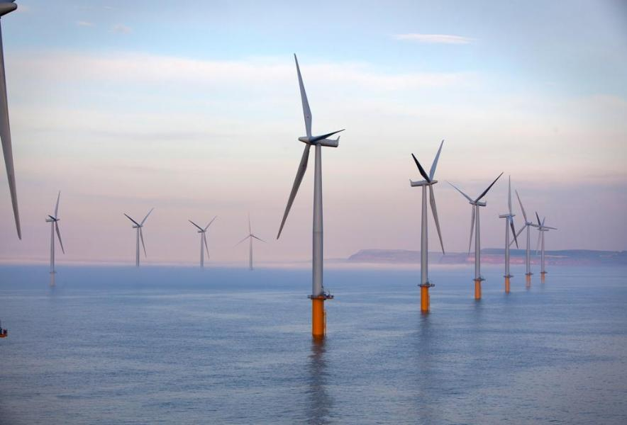 France: Investment Plan - EIB co-finances the construction of an offshore wind farm in Calvados for €350 million
