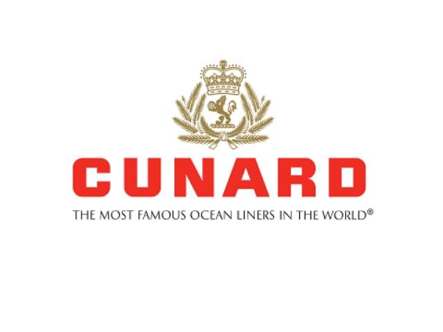 logo della marca che si chiama Cunard