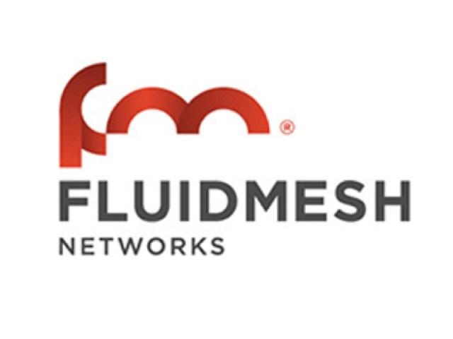 logo della marca che si chiama Fluidmesh