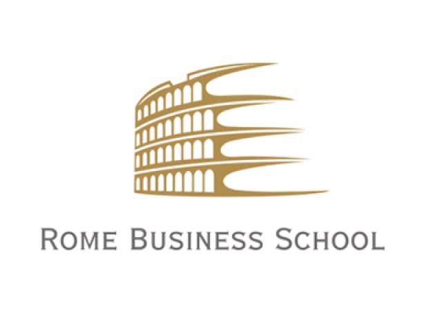 logo of the Rome Business School