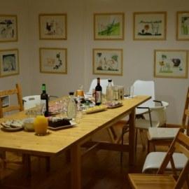 Nachlese KunstSalon bei Susanne Haun
