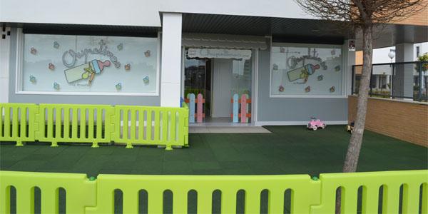 fachada Escuela Infantil Chupetines La Arruzafa