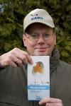 NABU-Pressesprecher Günter Lessenich bittet um die Mithilfe aller Naturfreunde bei der Vogelzählung. Bild: NABU Euskirchen