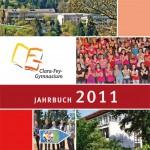 So sieht es aus, das neue Jahrbuch des Clara-Fey-Gymnasiums.